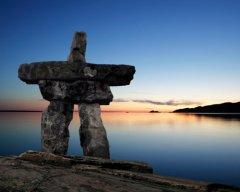Провинция Nunavut, Канада