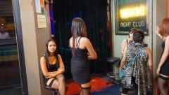 Гонконг. Клубы дорогих проституток