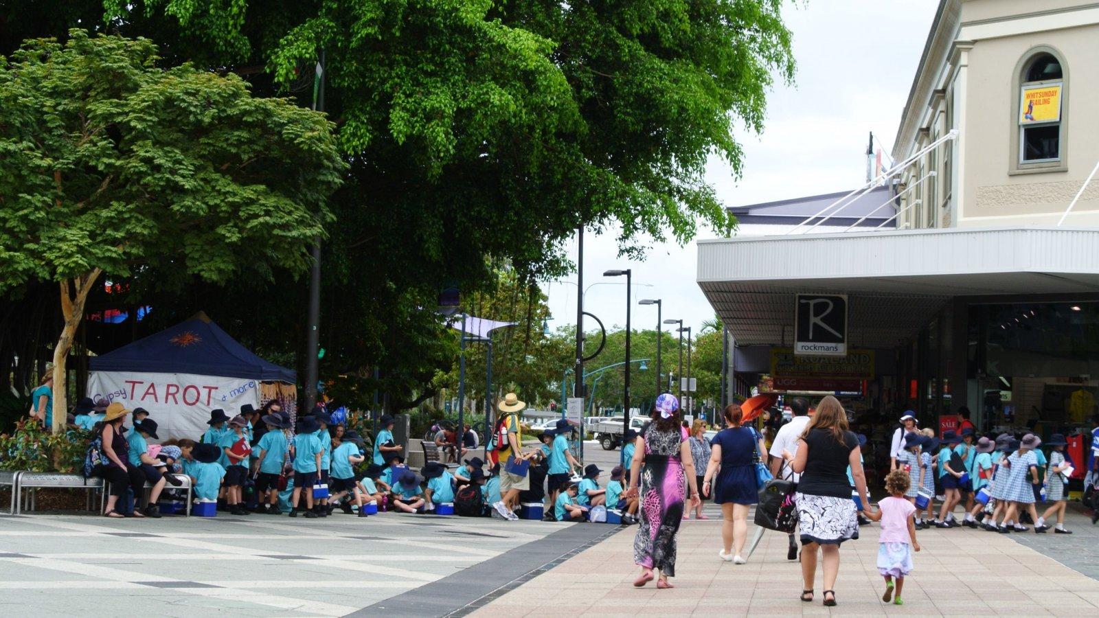 Росперсонал отзывы - Cairns, Queensland, Australia школьники