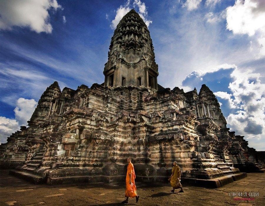 Росперсонал отзывы Камбоджа