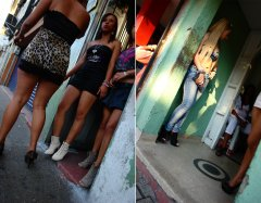 Медельин, Колумбия, Проститутки на любой вкус
