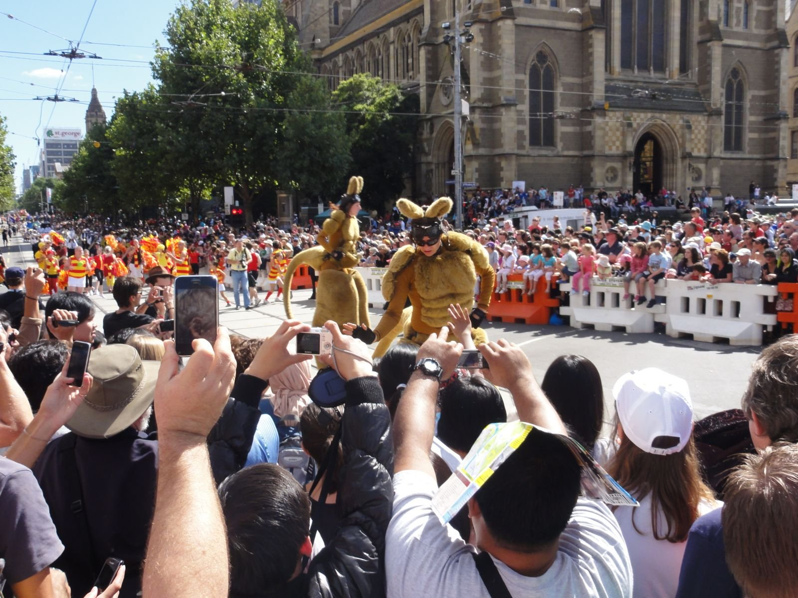 Мумба 2011 - в Австралии - и без кенгуру?