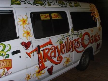 Машина от Travellers Oasis