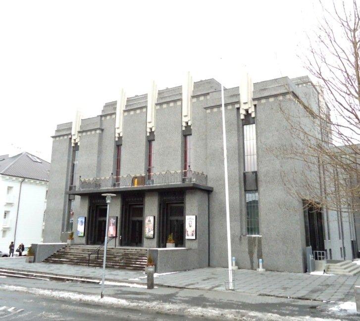 Исландская Опера