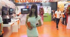 Самые красивые девушки выставки COMPUTEX 2017 в Taipei City, Taiwan
