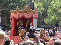 Мумба 2011 - монархи Мумбы.