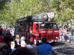 Современные пожарники