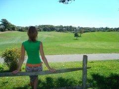 Бесконечные поля для гольфа