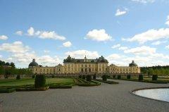 Королевская резиденция Drottningholm