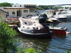 яхта - утка