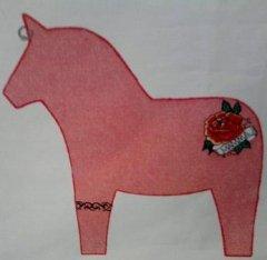 даларнская лошадь (dalah?st)