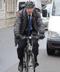 Борис Джонсон - мэр Лондона