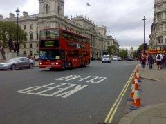знаменитые двухэтажные автобусы