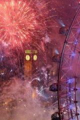 Новый год в Великобритании