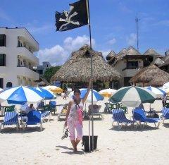 пиратский пляж