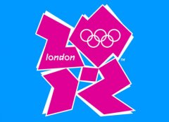 логотип Олимпиады в Лондоне