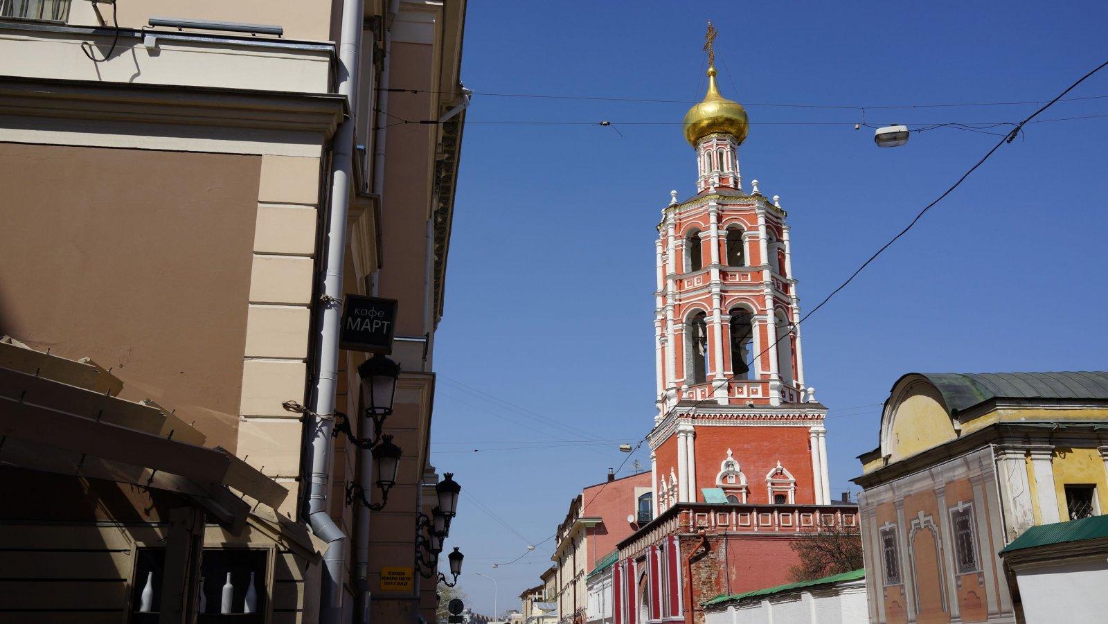 церкви на павелецкой фото первой истории