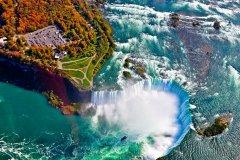 10 мест, где вам заплатят за поселение, США, Ниагарский Водопад