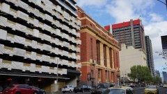 """Фотографии из серии """"Пешком по Мельбурну"""",район Melbourne City Centre или CBD"""