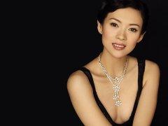 14. 20 самых красивых женщин мира по версии Google. Чжан Цзыи %22китайский подарок Голливуду%22..jpg