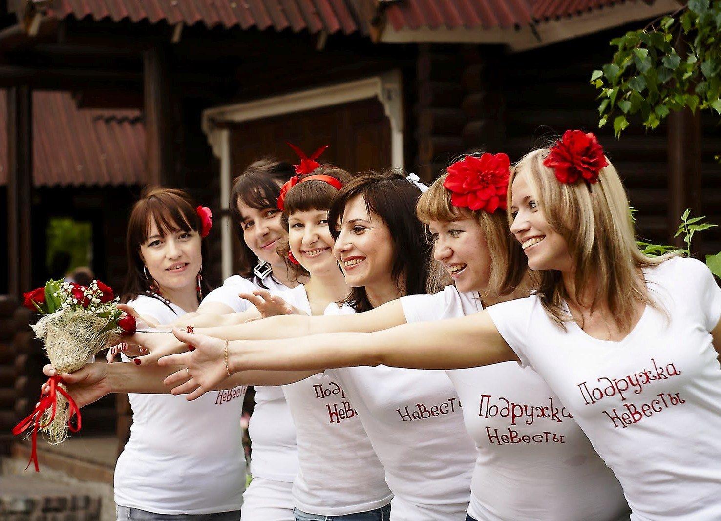 выпускной, фото футболок подружек невесты сделать повязку