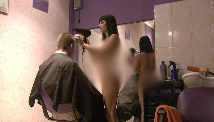 визуализируются очертания сексуальные парикмахерши фото перед нами стает