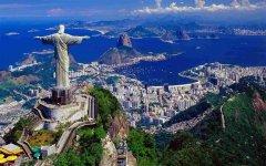 Девятое место Бразилия. Прирост миллионеров 10,7%. Число миллионеров в стране 164 тысячи человек..jpg