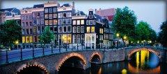 Третье место Нидерланды. Прирост миллионеров 13,7%. Число миллионеров в стране 232 тысячи человек..jpg