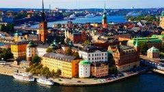 Шестое место Швеция. Прирост миллионеров 12,6%. Число миллионеров в стране 116 тысяч человек..jpg