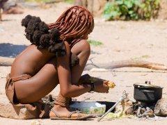 Химба, Намибия. Здесь живут самые красивые женщины Африки..jpg