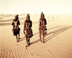 Химба, Намибия. Здесь живут самые красивые женщины Африки. 2.jpg
