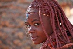 Химба, Намибия. Здесь живут самые красивые женщины Африки. 3.jpg
