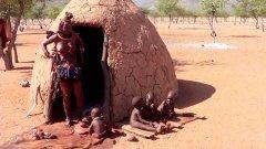 Химба, Намибия. Здесь живут самые красивые женщины Африки. 4.jpg