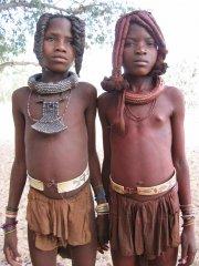 Химба, Намибия. Здесь живут самые красивые женщины Африки. 7.jpg