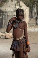 Химба, Намибия. Здесь живут самые красивые женщины Африки. 10.jpg