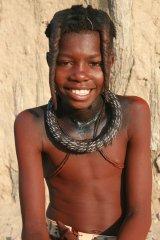 Химба, Намибия. Здесь живут самые красивые женщины Африки. 16.jpg