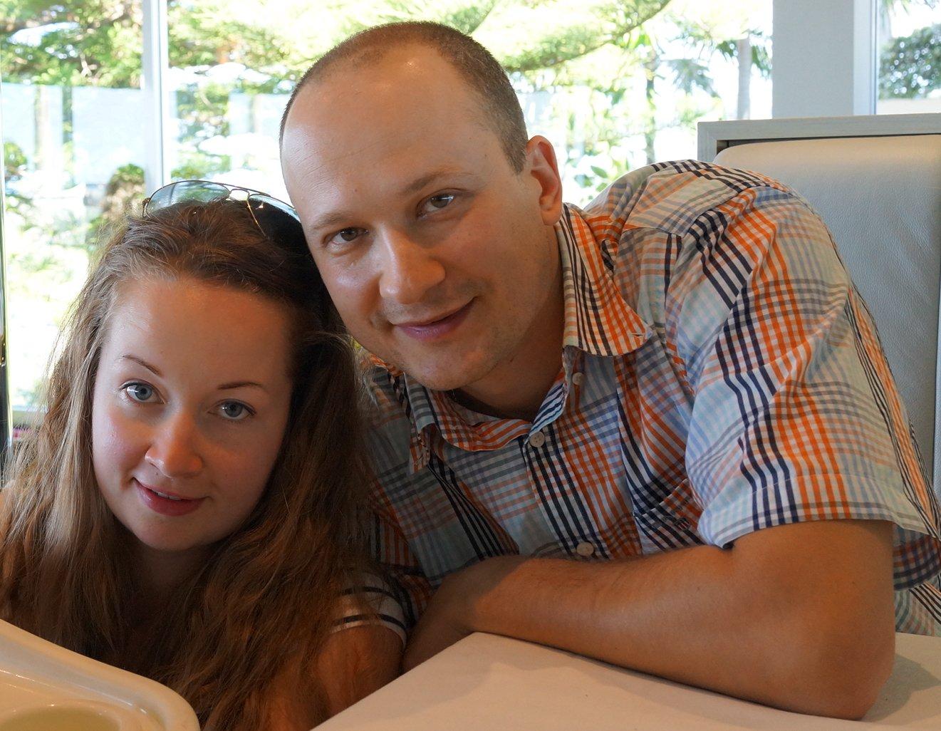 Джулия и Константин Филипс, Sydney, Australia.JPG
