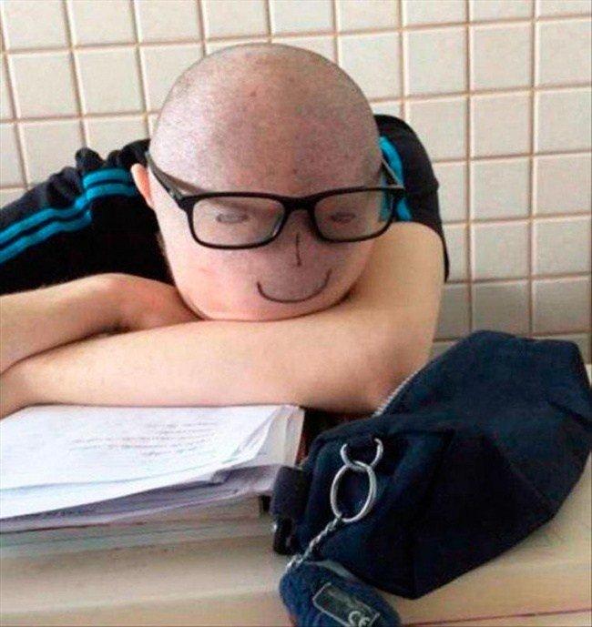 I never slept in class!!.jpg