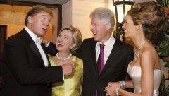 3 В третий раз 58-летний Дональд Трамп женился в 2005 году на 34-летней Меланье Кнавс.jpg