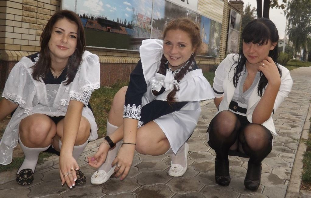 Foot school ukraine pussy virginity
