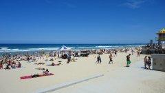 The Beach abd sea of Gold Coast, immigration agent Evgeny Mikhaylov.jpg