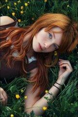Что можно назвать символом женской красоты - сила и могущество рыжего ирландского очарования 120.jpeg