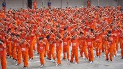 Тюрьма Себу на Филиппинах известна как 'самая танцующая тюрьма в мире'. На территории колонии устраиваются необыкновенные шоу.jpg
