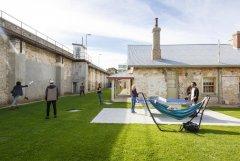 Тюрьма Фримантл в Австралии была построена самими заключенными в 1850-х годах..jpg