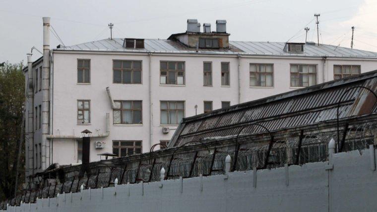 Moscow's Lefortovo prison.jpg