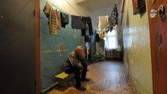 А тем временем в далёкой России. Бедность. Грязь. Помойки и Горе 31.jpg