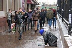 А тем временем в далёкой России. Бедность. Грязь. Помойки и Горе 32.jpg
