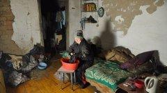 А тем временем в далёкой России. Бедность. Грязь. Помойки и Горе 33.jpg