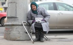 А тем временем в далёкой России. Бедность. Грязь. Помойки и Горе 21.jpg