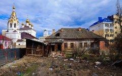 А тем временем в далёкой России. Бедность. Грязь. Помойки и Горе 43.jpg